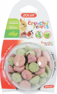 Crunchy Pearls persil/pomme 45 g Zolux - Friandise pour rongeurs