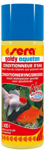 Conditionneur d'eau Goldy Aquatan - Sera - 100 ml