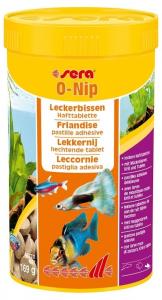 Friandise en pastille adhésive O-Nip - Sera - 169 gr