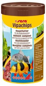 Aliment composé pour les occupants du fond Vipachips - Sera - 90 gr