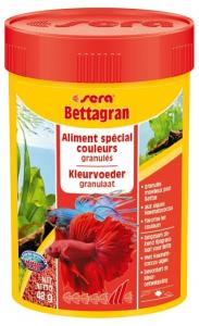 Aliment spécial couleurs granulés Bettagran - Sera - 48 gr