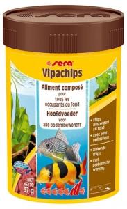 Aliment composé pour tous les occupants du fond Vipachips - Sera - 37 gr
