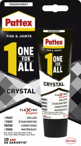 Colle - Pattex - One for All Crystal - 90 g