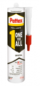 Colle - Pattex - One for All Crystal - 290 g