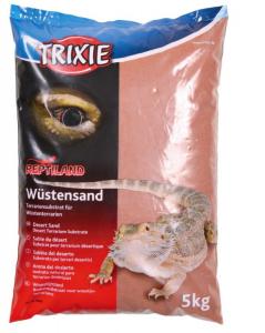 Sable du désert - Trixie - 5 kg - Rouge