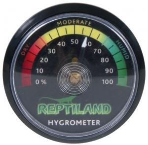 Hygromètre analogique - Reptiland - Ø 5 cm