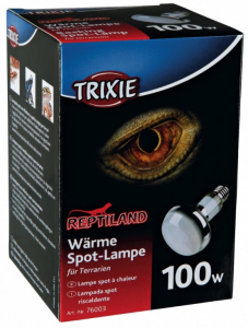 Lampe spot à chaleur - Reptiland - 100 W