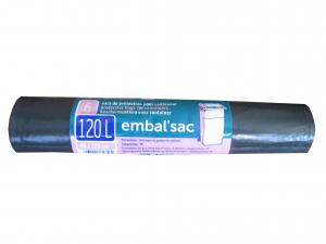 Sacs poubelle pour container - Embal'Sac - 120 L - x 6