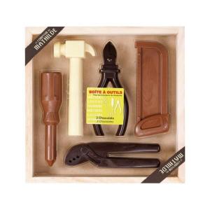 Boite à outils 3 chocolats - Le comptoir de Mathilde