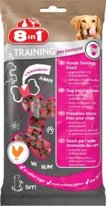 8 In 1 Training Pro Immune 100 g - Friandises éducatives pour chien