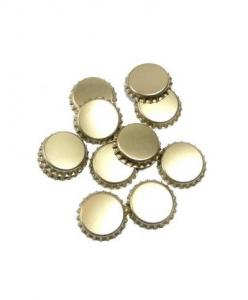 200 capsules métal - Duhalle - Ø 26 mm