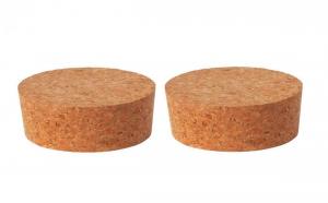 2 Bondes en liège - Duhalle - 50 / 45 mm
