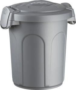 Container plastique gris 8 L - Zolux