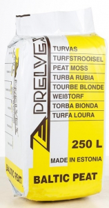 Tourbe blonde BIOLANDES PIN DECOR - 250 L