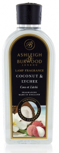 Recharge parfum de lampe - Ashleigh & Burwood - Noix de coco et Litchi - 500 ml