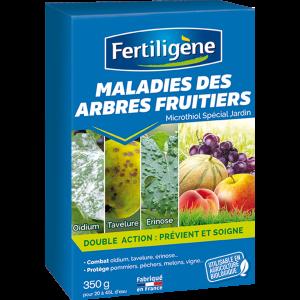 MALADIES FRUITIERS - MINI GRANULES DISPERSABLES 350G - FERTILIGENE