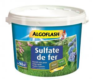 Sulfate de fer - Algoflash - Seau 5 kg