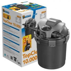 Top Clear kit 10000- filtre + UV + pompe pour bassin