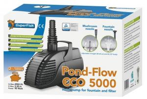 Pond Flow ECO 5000 - Pompe bassin - Superfish - 5000 LH