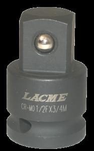 Adaptateur - LACME - 3-4 M - 1-2 F