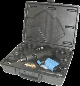 Coffret clé à chocs 1-2 - 949 Nm - LACME