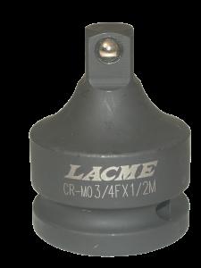 "Adaptateur 1/2"" M - 3/4"" F - LACME"