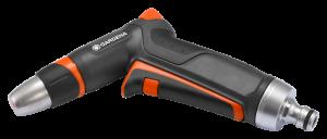 Pistolet d'arrosage et nettoyage Premium métal - Gardena