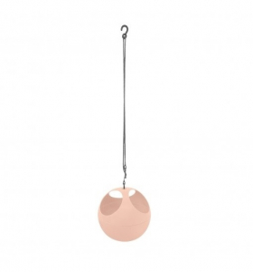 Pot suspendu B.for Soft Air - Elho - 18 cm - Rose chair