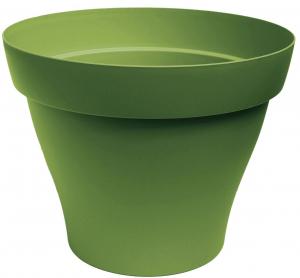 Pot rond Roméo - 25 cm - Bambou