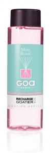 Recharge Goatier Musc blanc - GOA - 250 ml