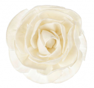 Fleur de Goatier ROSEA grande - GOA - Blanc