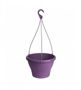 Pot Corsica Suspension - Elho - 30 cm - Violet