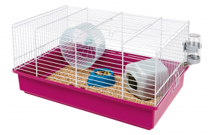 Cage pour hamsters Criceti 9 - Ferplast - 46 x 29,5 x h 23 cm