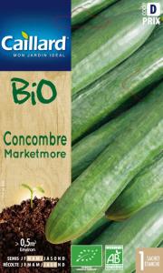 Concombre marketmore - Caillard