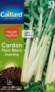 Cardon plein blanc inferme - Caillard