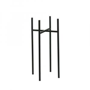 Support plante Ascot - Mica Decorations - noir - H 55 cm