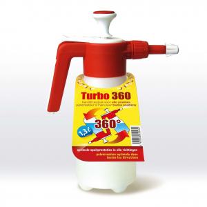 Pulvérisateur turbo 360 BSI - flacon de 1,3 L