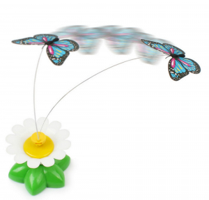 Jouet Butterfly pour chat - Anka