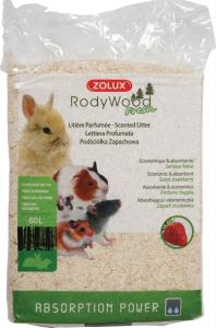 Litière parfumée 60 L RodyWood Zolux - Pour rongeurs