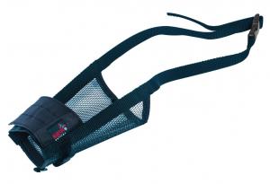 Muselière nylon réglable - Martin Sellier - T5 - 22 / 30 cm