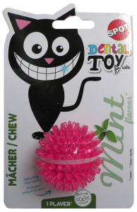 Balle souple à picot - Dental toy