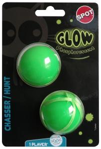 Balles phosphorescentes - Spot - x 2