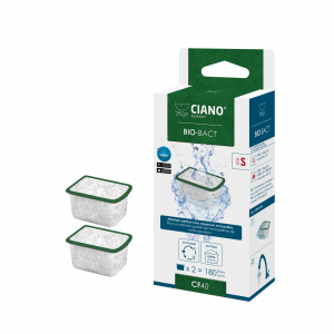 Cartouches Bio-Bact CF40 - Ciano - Taille S - x 2