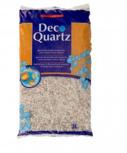 Quartz Blanc - Déco quartz - Aquaprime - 3 L