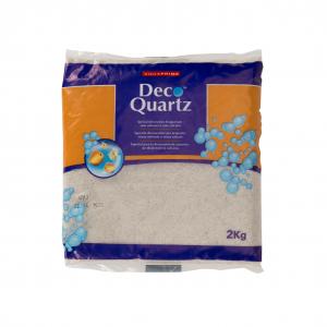 Quartz fin - Déco Quartz - Aquaprime - Blanc - 2 kg