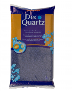 Quartz Bleu lavande - Déco Quartz - Aquaprime - 3 L