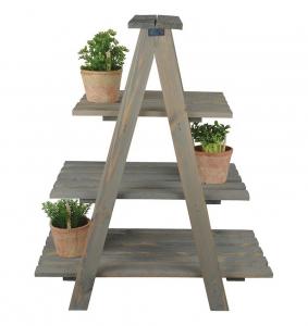 Étagère plantes triangulaire - Esschert Design - 61,5 x 38,5 x 73 cm