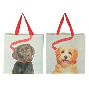 Sac de course chien laisse - Esschert Design - 39 x 14 x 39 cm