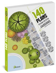 140 plans pour petits jardins - Livre