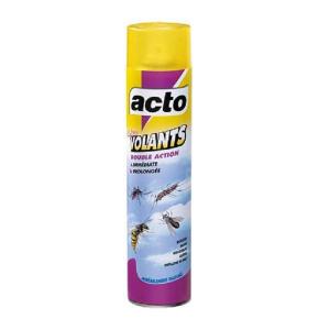 ACTO Spécial Volants Aérosol 600ml - SOJAM